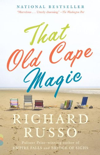 That Old Cape Magic A Novel N/A 9781400030910 Front Cover