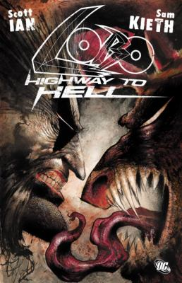 Lobo Highway to Hell  2010 9781401228910 Front Cover