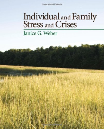 Individual and Family Stress and Crises   2011 edition cover