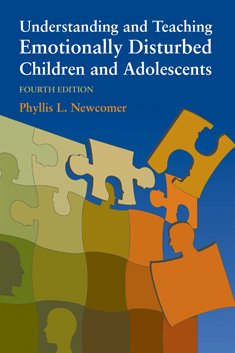 Understanding and Teaching Emotionally Disturbed Children and Adolescents  4th 2011 edition cover