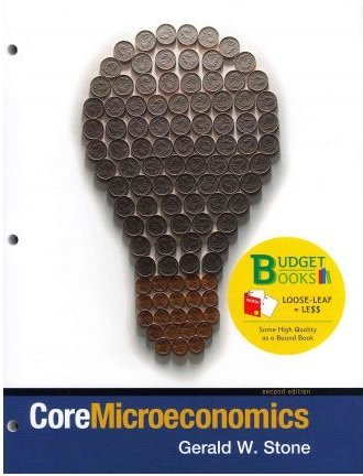 CoreMicroeconomics 2nd 9781429262910 Front Cover