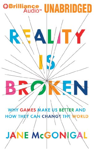 Reality Is Broken: Why Games Make Us Better and How They Can Change the World  2012 edition cover