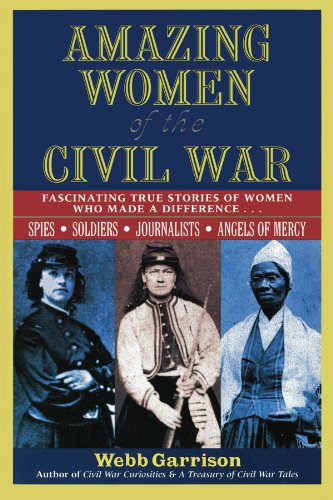 Amazing Women of the Civil War Fascinating True Stories of Women Who Made a Difference  1999 9781558537910 Front Cover