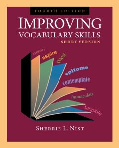 Improving Vocabulary Skills Short Version  2009 edition cover