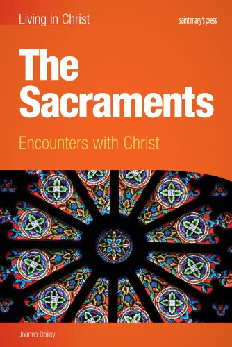 Sacraments (student Book) Encounters with Christ  2012 edition cover