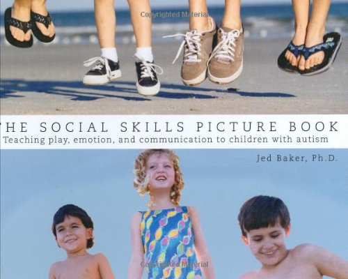 Social Skills Picture Book Teaching Play, Emotion, and Communication to Children with Autism  2001 edition cover