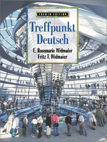Treffpunkt Deutsch, Grundstufe  4th 2003 edition cover