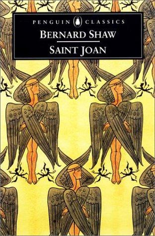 Saint Joan   2001 edition cover