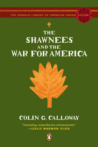 Shawnees and the War for America  N/A edition cover