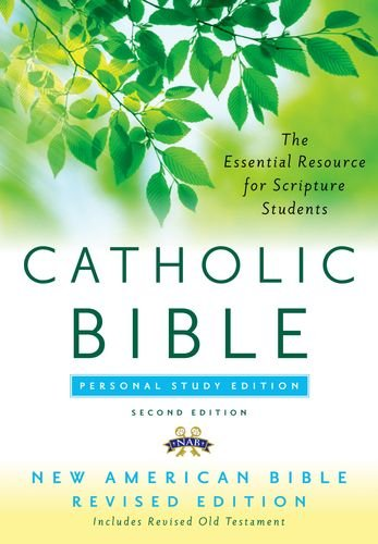 Catholic Bible  2nd edition cover