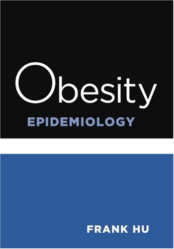 Obesity Epidemiology   2008 edition cover