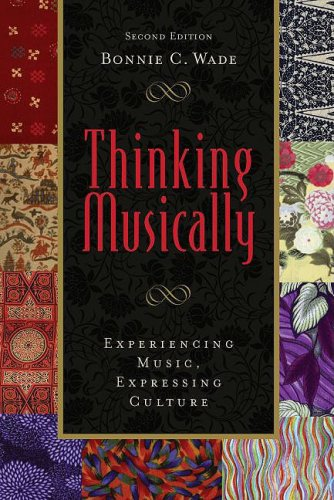 Thinking Musically Experiencing Music, Expressing Culture 2nd 2008 edition cover