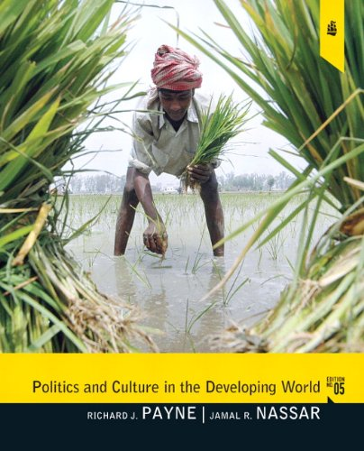 Politics and Culture in the Developing World  5th 1982 edition cover