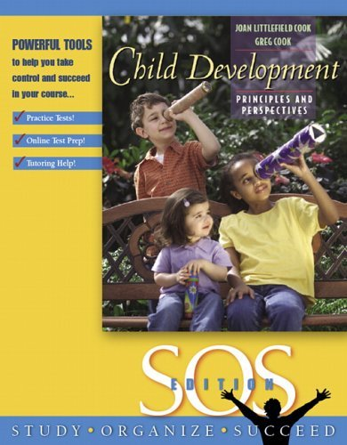 Child Development Principles and Perspective, S. O. S. Edition  2005 9780205455911 Front Cover