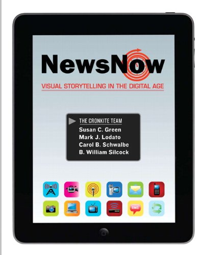 News Now Visual Storytelling in the Digital Age  2011 edition cover