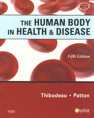 Human Body in Health and Disease  5th 2010 edition cover