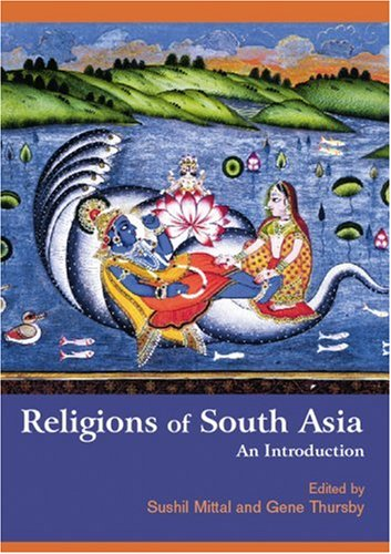 Religions of South Asia An Introduction  2004 edition cover