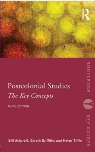 Post-Colonial Studies  3rd 2014 (Revised) edition cover