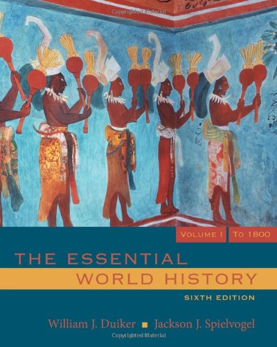 Essential World History  6th 2011 edition cover