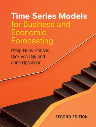 Time Series Models for Business and Economic Forecasting  2nd 2014 (Revised) edition cover