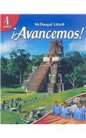 Avancemos: Level 4 1st 2006 edition cover
