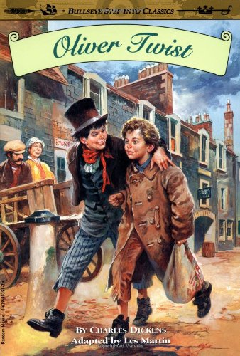 Oliver Twist   2006 edition cover