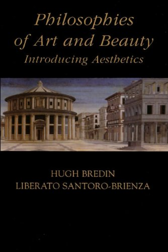 Philosophies of Art and Beauty Introducing Aesthetics  2000 9780748611911 Front Cover