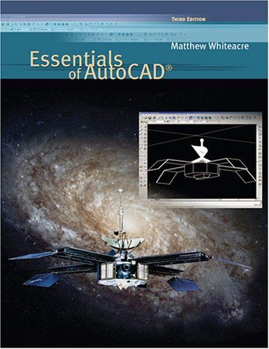 Essentials of Autocad 3rd 2005 (Revised) 9780757521911 Front Cover