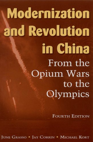 Modernization and Revolution in China From the Opium Wars to the Olympics 4th 2010 (Revised) edition cover