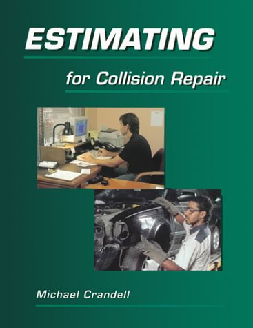 Estimating for Collision Repair   1999 edition cover