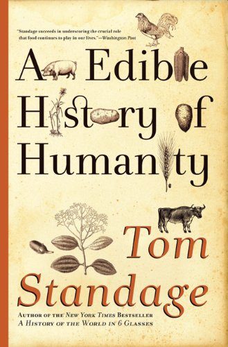Edible History of Humanity  N/A edition cover