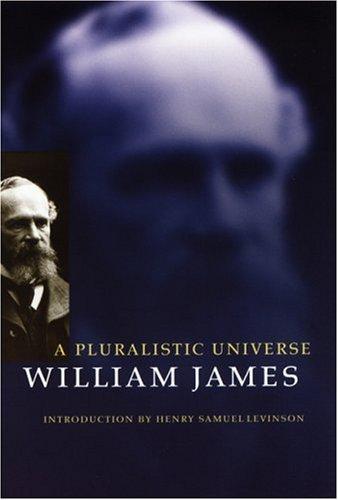Pluralistic Universe   1996 edition cover
