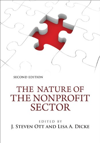 Nature of the Nonprofit Sector  2nd edition cover