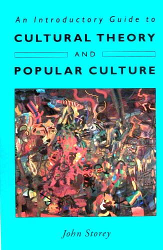 Introductory Guide to Cultural Theory and Popular Culture 1st edition cover