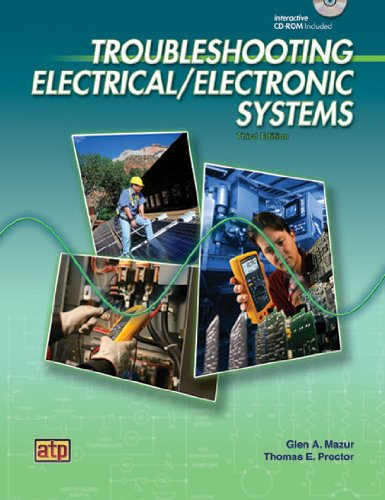 Troubleshooting Electrical/Electronic Systems  3rd 2009 edition cover