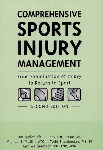 Comprehensive Sports Injury Management From Examination of Injury to Return to Sport 2nd 2003 (Revised) edition cover