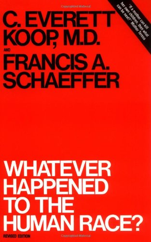 Whatever Happened to the Human Race?   1983 (Revised) edition cover