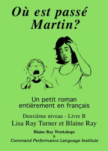 Où est passé Martin? 1st edition cover