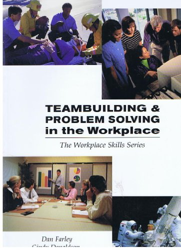 TEAMBUILDING+PROB.SOLVING IN W N/A 9780966086911 Front Cover