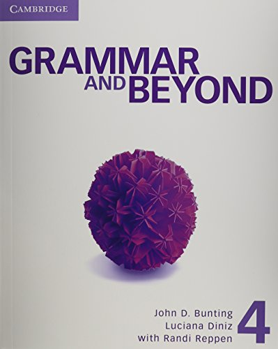 GRAMMAR AND BEYOND LEVEL 4 STUDENT'S BOOK AND ONLINE WORKBOOK PACK   2013 edition cover