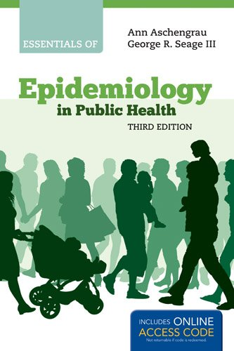 Essentials of Epidemiology in Public Health  3rd 2014 edition cover