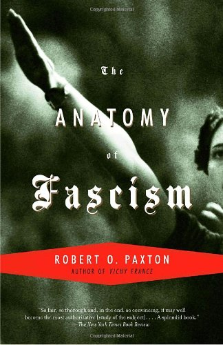 Anatomy of Fascism  N/A 9781400033911 Front Cover