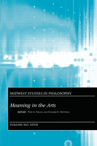 Meaning in the Arts   2003 9781405108911 Front Cover