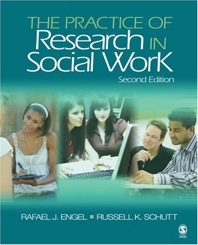 Practice of Research in Social Work  2nd 2009 edition cover