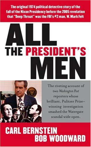 All the President's Men   1974 edition cover