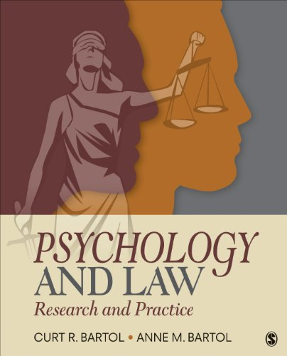 Psychology and Law Research and Practice  2015 edition cover