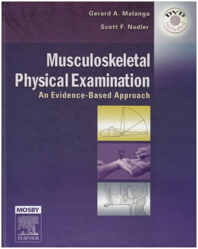 Musculoskeletal Physical Examination An Evidence-Based Approach  2003 edition cover