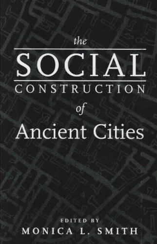Social Construction of Ancient Cities  N/A edition cover