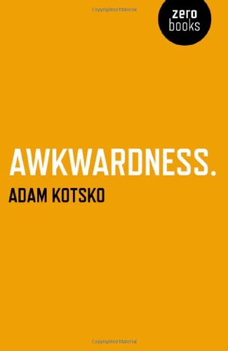 Awkwardness   2010 edition cover