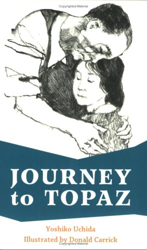Journey to Topaz  2005 edition cover